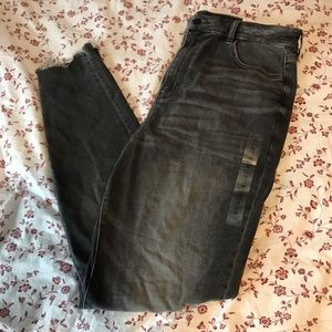 American eagle curvy highest rise jeggings LONG